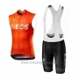 2020 Wind Vest INEOS Orange