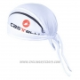 2012 Castelli Scarf Cycling White