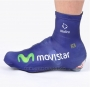 2012 Movistar Shoes Cover Cycling