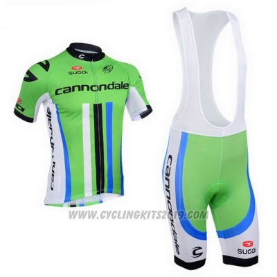 2013 Cycling Jersey Cannondale Campione Estonia Short Sleeve and Bib Short
