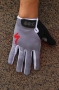 2014 Specialized Full Finger Gloves Cycling Gray