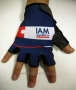 2015 IAM Gloves Cycling Blue
