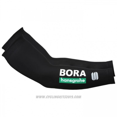 2018 Bora Arm Warmer Cycling Black