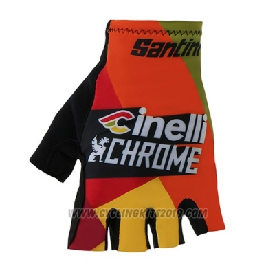 2018 Cinelli Chrome Gloves Cycling