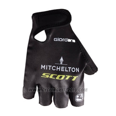 2018 Mitchelton Gloves Cycling