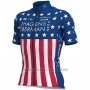 2019 Cycling Jersey Androni Giocattoli Champion The United States Short Sleeve and Bib Short