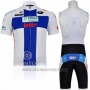 2011 Cycling Jersey Omega Pharma Lotto Campione Finland Short Sleeve and Bib Short