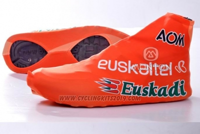2011 Euskaltel Shoes Cover Cycling