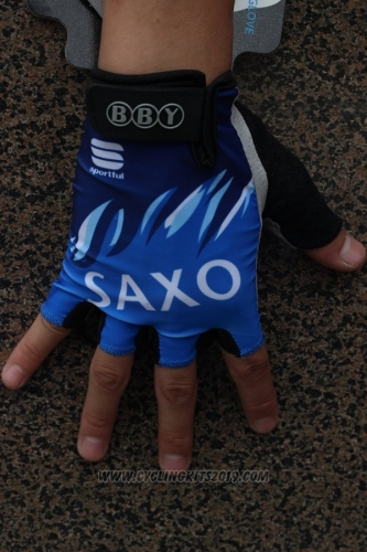 2011 Saxo Bank Tinkoff Gloves Cycling