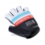 2012 Radioshack Gloves Cycling White