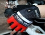 2013 Nalini Gloves Cycling Black and Red