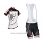 2014 Cycling Jersey Castelli Black and Gray Short Sleeve and Bib Short