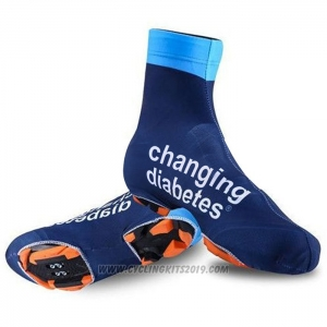 2018 Changing Diabetes Shoes Cover Cycling