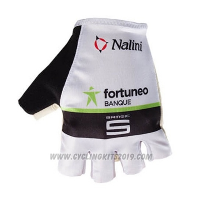 2018 Fortuneo Samsic Gloves Cycling