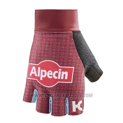 2018 Katusha Alpecin Gloves Cycling