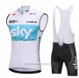 2018 Wind Vest Sky White and Blue