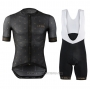 2021 Cycling Jersey Le Col Black Short Sleeve and Bib Short