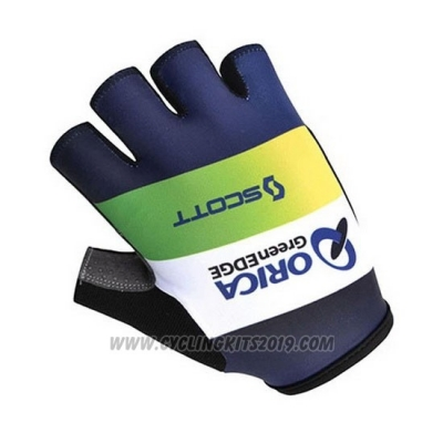 2014 GreenEDGE Orica Gloves Cycling