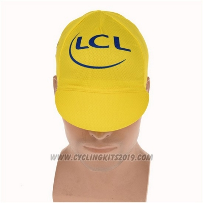 2015 Tour de France Cap Yellow
