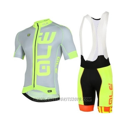 2018 Cycling Jersey ALE Girgio Short Sleeve and Bib Short