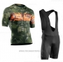 2020 Cycling Jersey Northwave Camouflage Short Sleeve and Bib Short