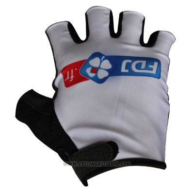 2014 FDJ Gloves Cycling