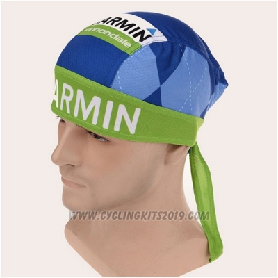 2015 Garmin Scarf Cycling Green