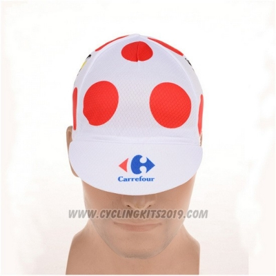 2015 Tour de France Cap Red and White