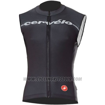 2016 Wind Vest Castelli Black