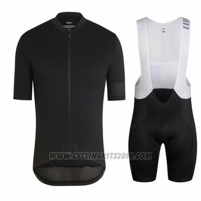 2018 Cycling Jersey Ralph Black Short Sleeve and Bib Short