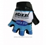 2020 Etixx Quick Step Gloves Cycling Blue