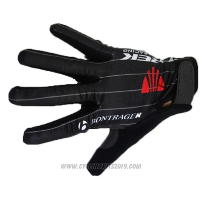 2020 Trek Bontrager Full Finger Gloves Black