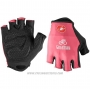 2021 Giro D'italy Gloves Cycling Pink