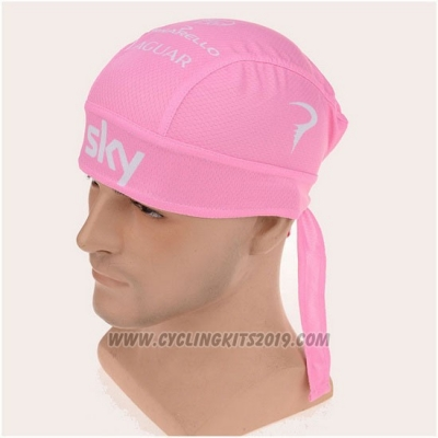 2015 Sky Scarf Cycling Pink
