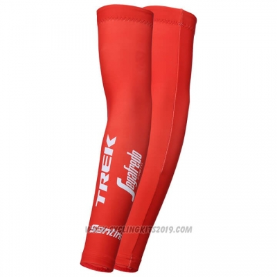 2018 Trek Segafredo Leg Warmer Cycling Red