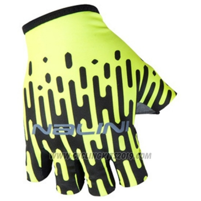 Nalini Vetta Gloves Cycling Yellow
