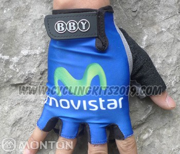 2012 Movistar Gloves Cycling
