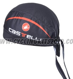 2013 Castelli Scarf Cycling Black