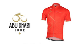 Abu Dhabi Tour Cycling Jersey from www.cyclingkits2019.com