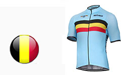 New Belgium Cycling Kits 2018