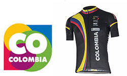 New Colombia Cycling Kits 2018