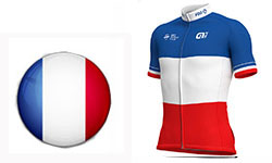 New France Cycling Kits 2018