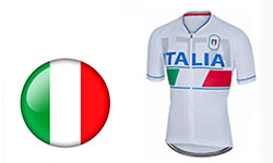 New Italy Cycling Kits 2018