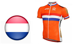 New Netherlands Cycling Kits 2018