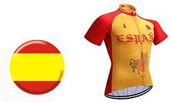 New Spain Cycling Kits 2018