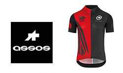 New Assos Brand Cycling Jersey from www.cyclingkits2019.com