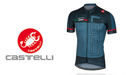 New Castelli Brand Cycling Kits