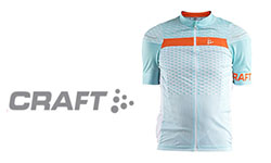 New Craft Brand Cycling Kits