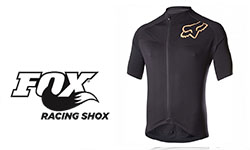 New Fox Brand Cycling Kits