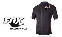 New Fox Brand Cycling Kits